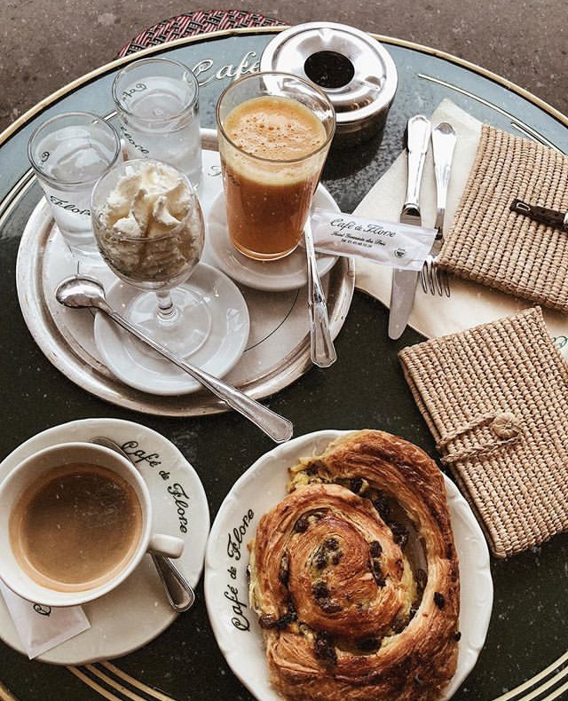 coffee, april, breakfast and food