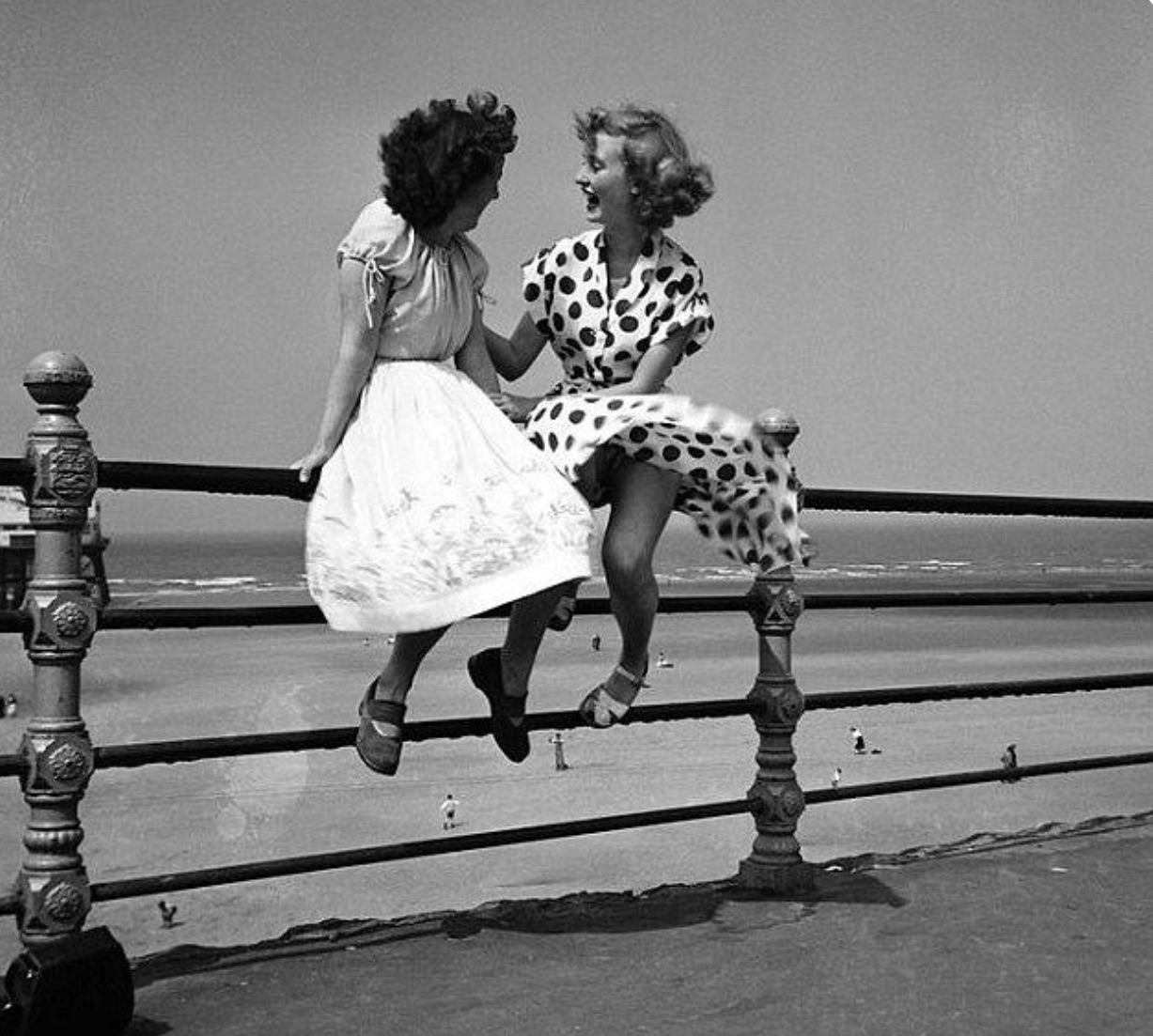 Beach Aesthetic 1950s And 50s Image 7037147 On Favim Com