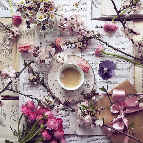 cozy, inspiration, flowers and heart