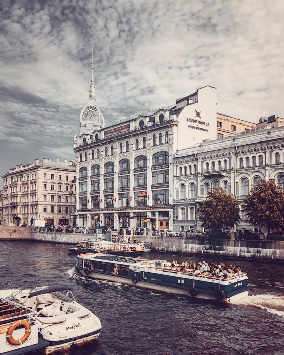 streets, architecture, sankt petersburg and modern