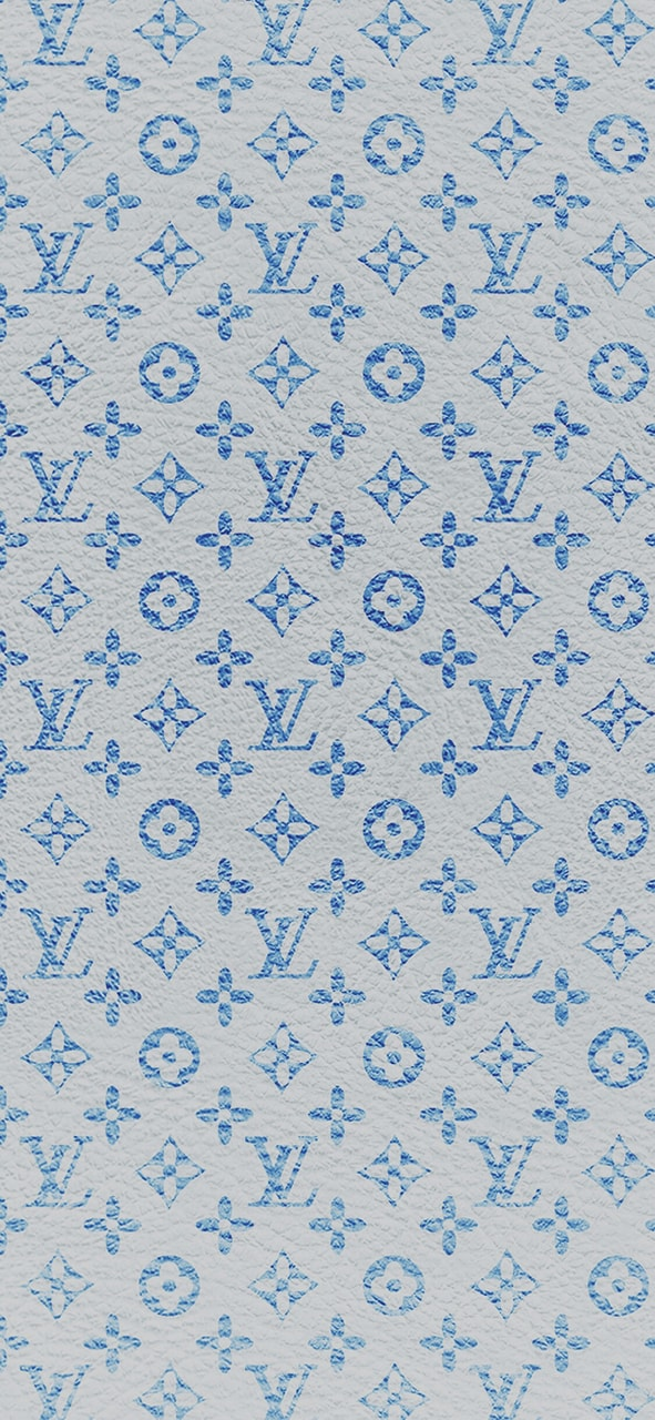 blue, backgrounds, louis vuitton and fashion