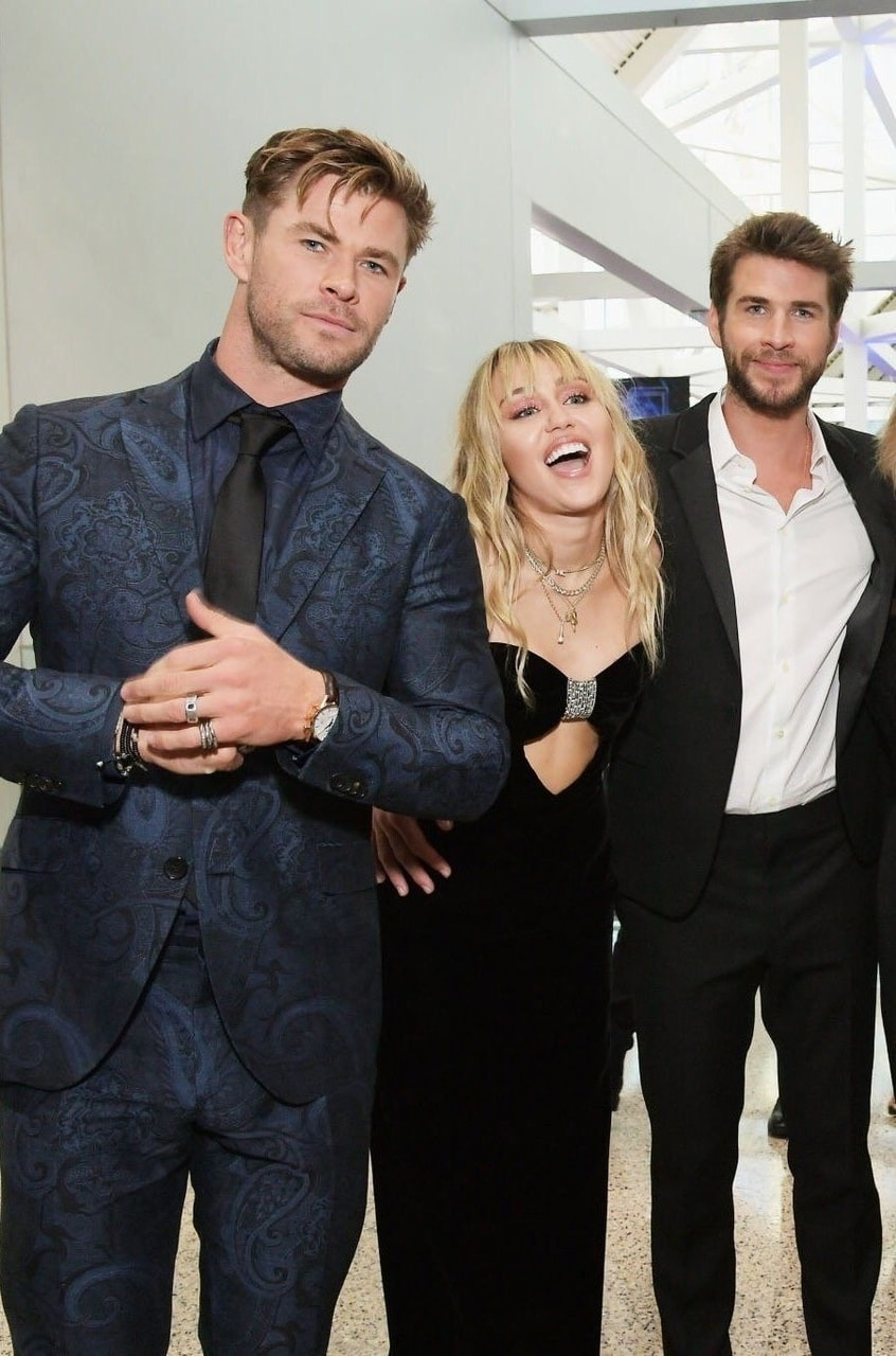 avengers endgame, queen, miley cyrus and liam hemsworth