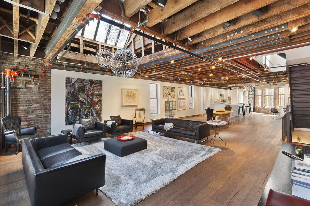 home, dcoration, loft and inspiration