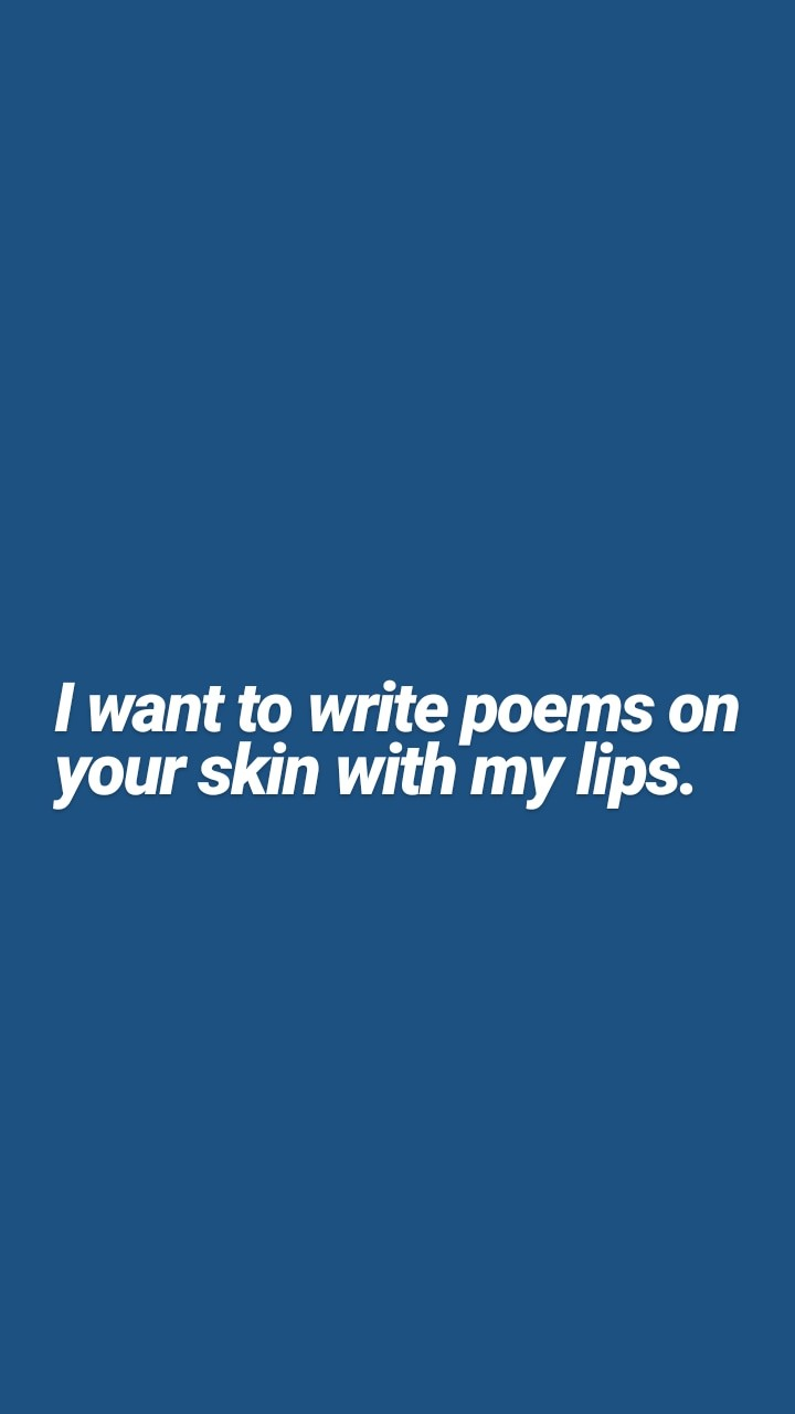 Your Skin Quotes Poem And Blue And White Image 7087911 On Favim Com