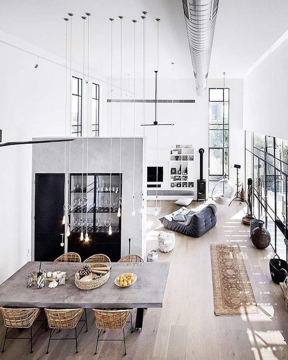 dcoration, inspiration and loft