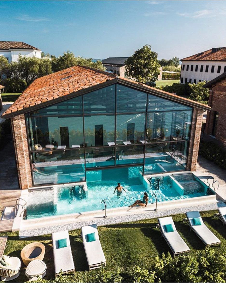 pool, perfect home, glaces and maison de rves