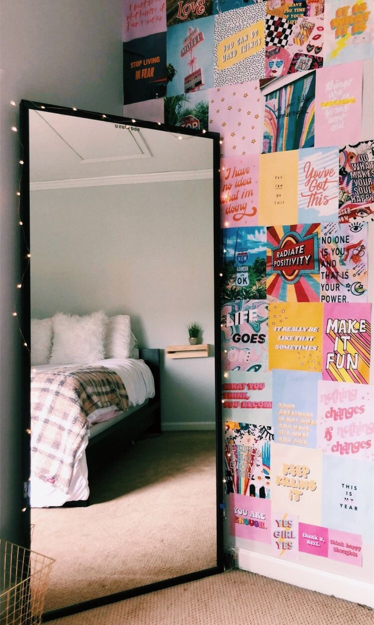 Aesthetic Trendy Inspo And Teen Room Image 7099177 On Favim Com